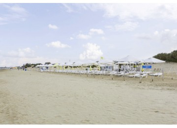 Собственный пляж| Отель «ФиоЛето»|Анапа, Пионерский проспект