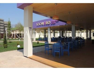 Ресторан греческой кухни 100NERO   Отель «ФиоЛето»