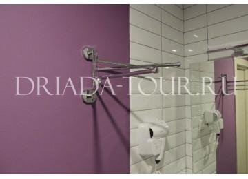 Стандарт 2-местный 1 комнатный (TWIN) | Отель «ФиоЛето»|Анапа, Пионерский проспект