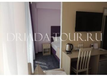 Стандарт 3-местный 1-комнатный (TRIPLE)| Отель «ФиоЛето»|Анапа, Пионерский проспект