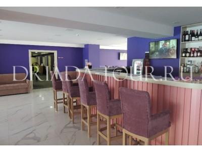 Лобби-бар   Отель «ФиоЛето» Анапа, Пионерский проспект
